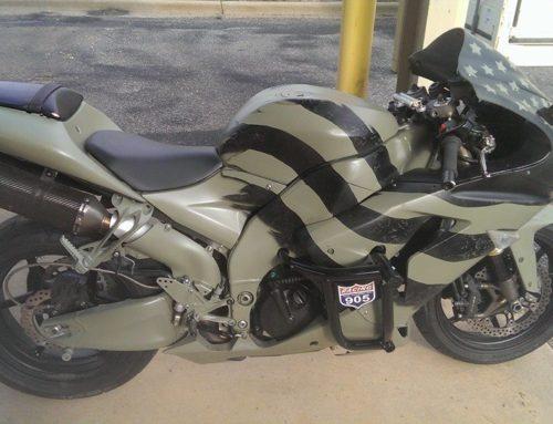 2006 Kawasaki 1000 aka The Widowmaker