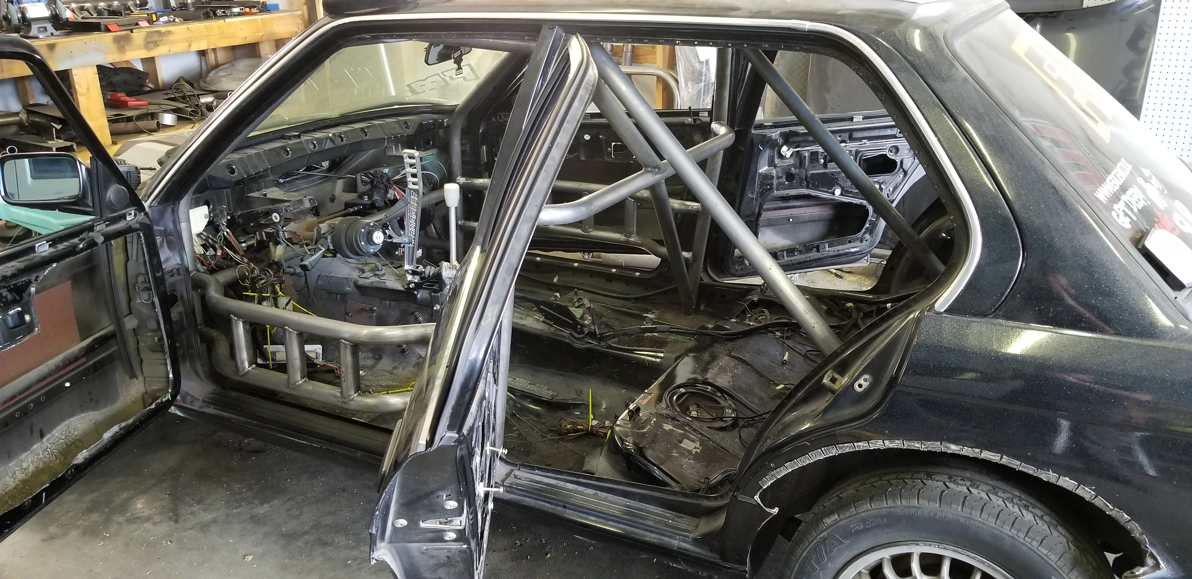 Roll Cage Work